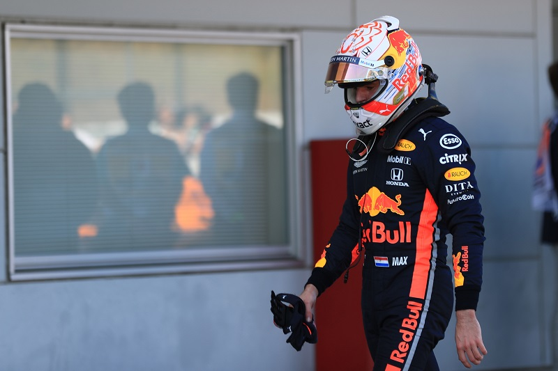 Double Mexico Winner Verstappen Expecting 'More Difficult' 2019 Race Due to Ferrari Pace - The Checkered Flag