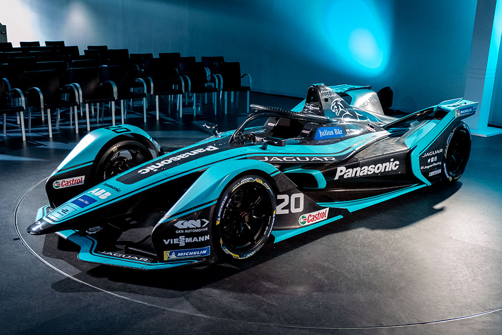 Newly Unleashed Jaguar Set To Join The Hunt For Formula E Success The Checkered Flag