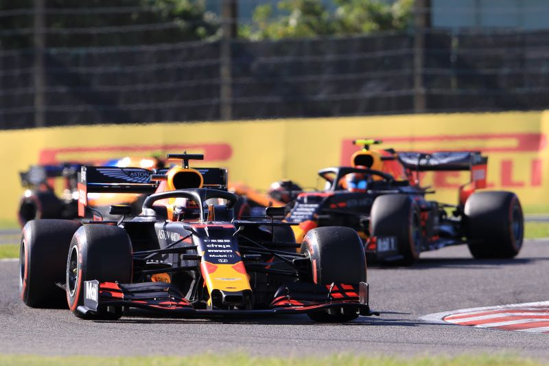 Red Bull left ruing 'slightly disappointing' Suzuka weekend - The Checkered Flag