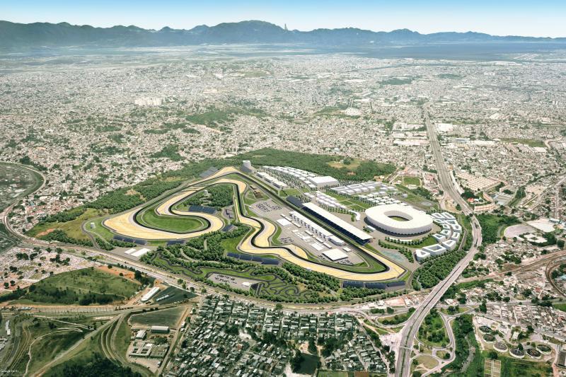 Rio Motorpark Circuit - MotoGP Returns to Brazil