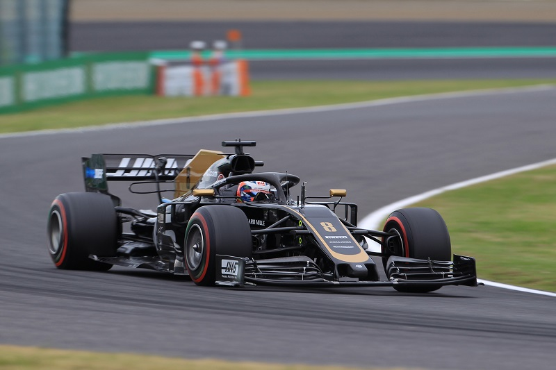 """Romain Grosjean: """"I actually think it was a super exciting Friday"""" - The Checkered Flag"""