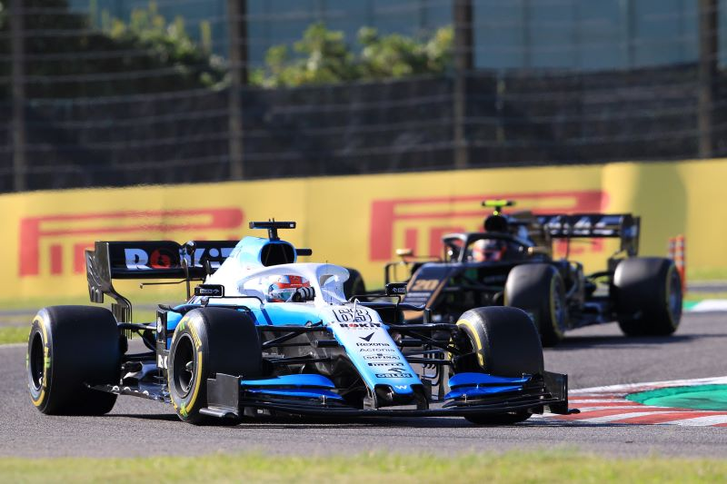 Williams suffer 'incredibly tricky' Suzuka weekend - The Checkered Flag