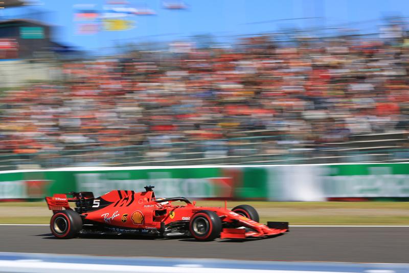Japanese GP result bittersweet for Ferrari - The Checkered Flag