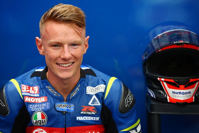 Taylor Mackenzie returns to BSB action with TYCO BMW - The Checkered Flag