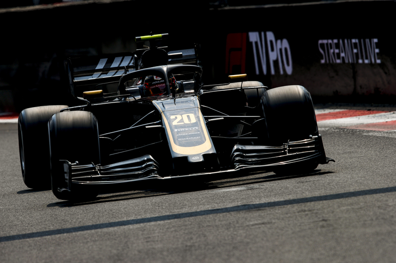Kevin Magnussen - Mexico