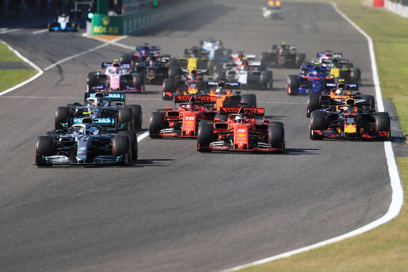 2019 Japanese Grand Prix - The Rookie Report - The Checkered Flag
