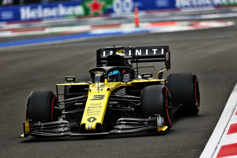 Renault F1 Team reveal 2020 launch date - The Checkered Flag