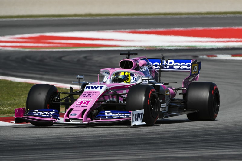 Nick Yelloly - Formula 1 - 2019 Barcelona In-Season Test