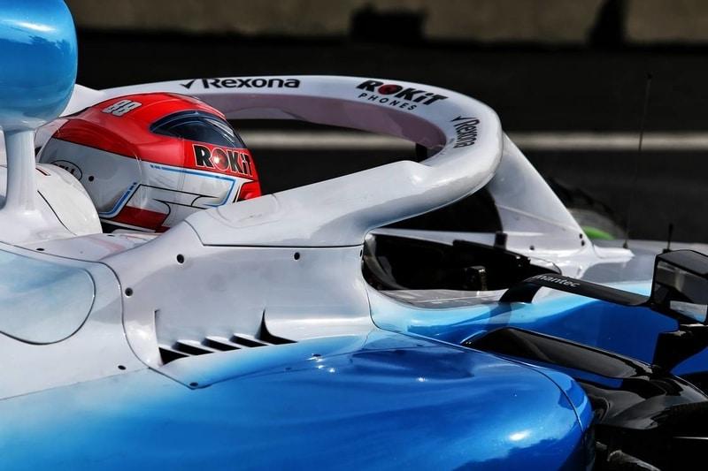 Robert Kubica - Formula 1 - 2019 Mexico GP
