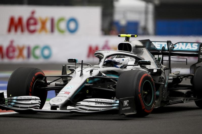 Valtteri Bottas - Formula 1 - 2019 Mexico GP