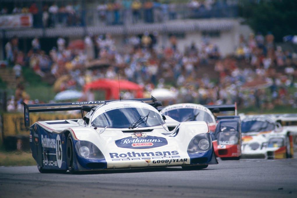Group C Automobilista 2 vs rFactor 2 Porsche 962C