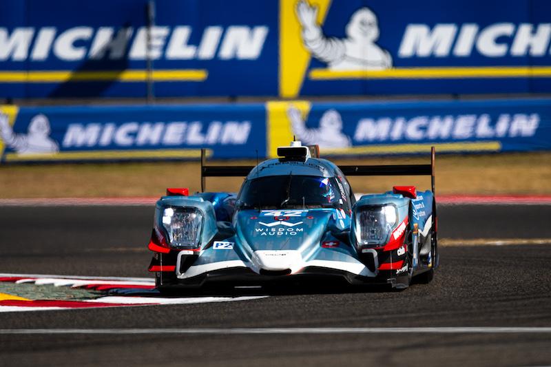 #42 Cool Racing on track at Shanghai International Circuit, 2019