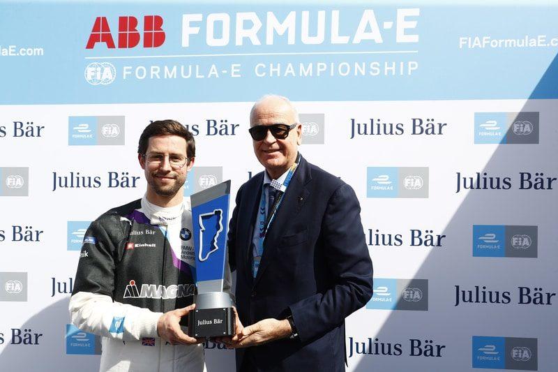 Alexander Sims take Diriyah ePrix pole
