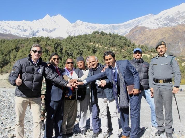 Extreme E head to Himalayas