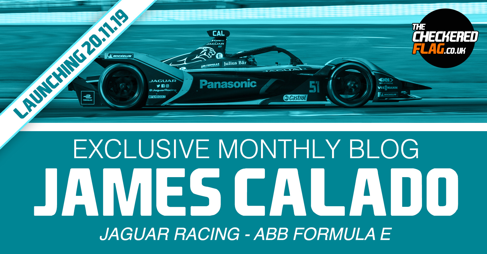 James Calado Formula E Blog - Jaguar Racing