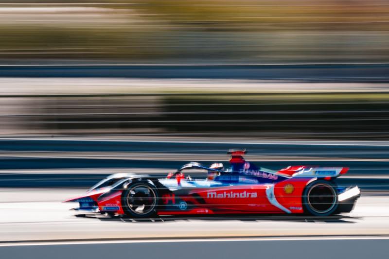 Mahindra Racing at pre-season testing