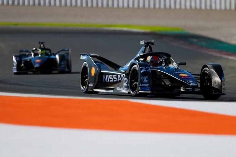 Nissan e. dams 2019-20 challenger