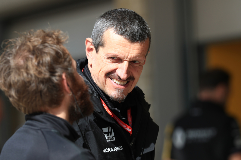 Guenther Steiner - Haas F1 Team in the 2019 Formula 1 United States Grand Prix - Circuit of the Americas - Free Practice 3