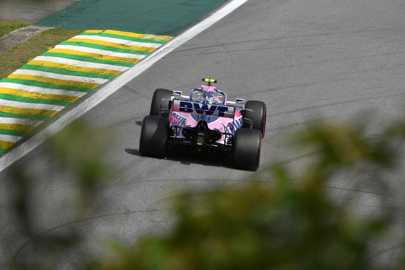 Lance Stroll - SportPesa Racing Point F1 Team in the 2019 Formula 1 Brazilian Grand Prix - Autódromo José Carlos Pace - Race