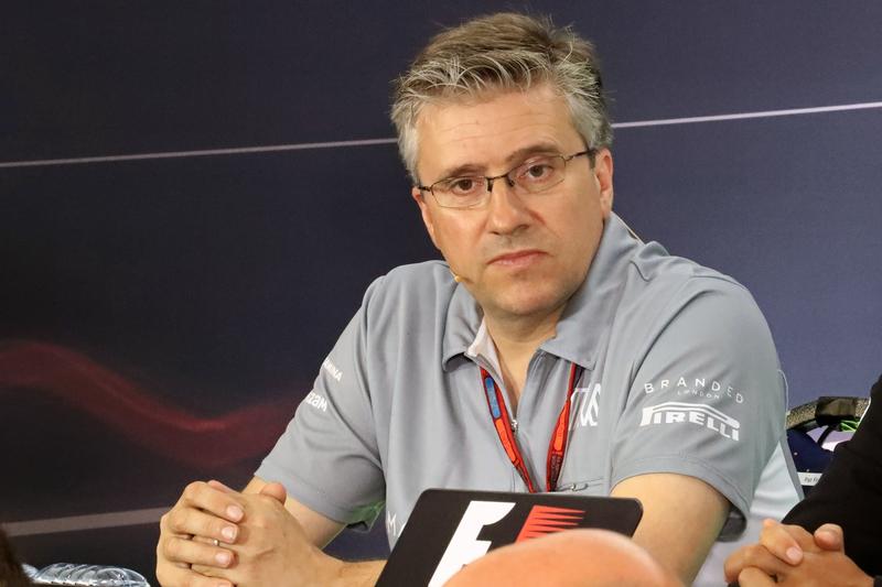 Pat Fry - Manor Racing at the 2016 Formula 1 German Grand Prix - Hockenheimring - Press Conference