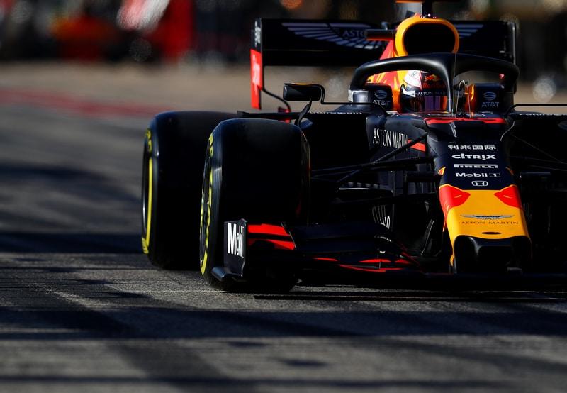 Leclerc slams Verstappen's 'joke' Ferrari engine accusation