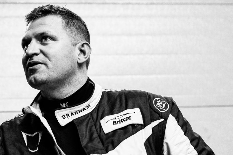 Will Powell - Dunlop Endurance Championship - 2019 Britcar Into The Night