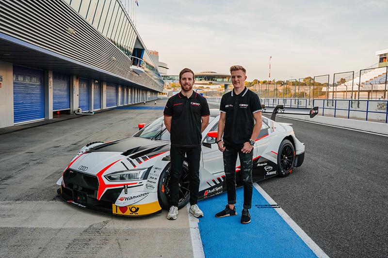 Ed Jones & Fabio Scherer - DTM Series