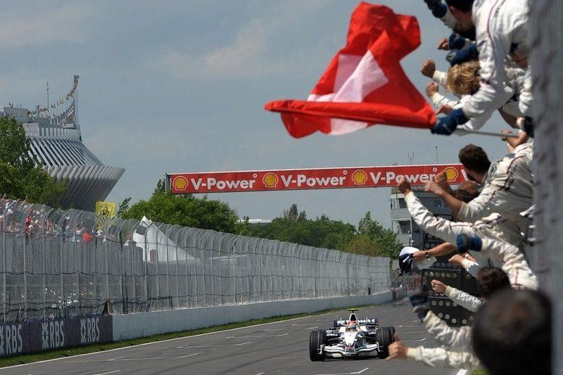 Robert Kubica - Formula 1 - 2008 Canadian GP