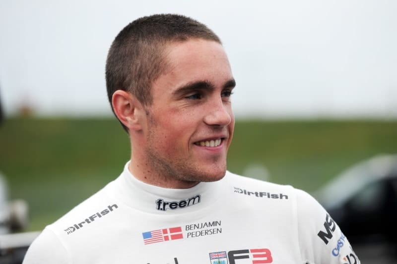 Benjamin Pedersen signs for Fortec Motorsport in 2020