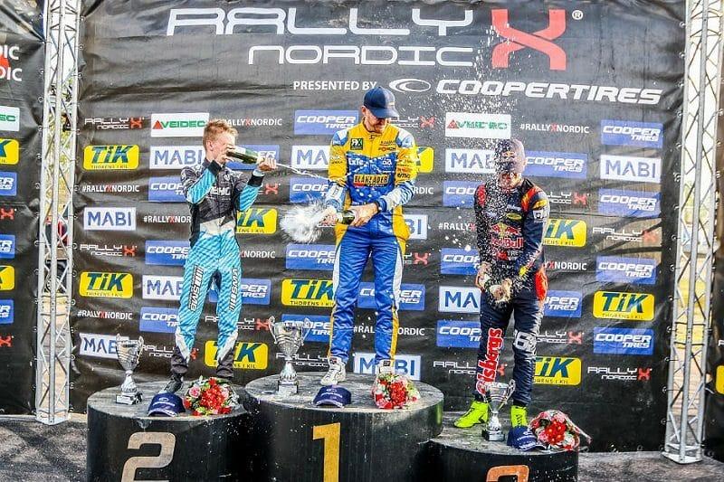 Kouvola podium