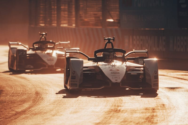 TAG Heuer Porsche Formula E Team
