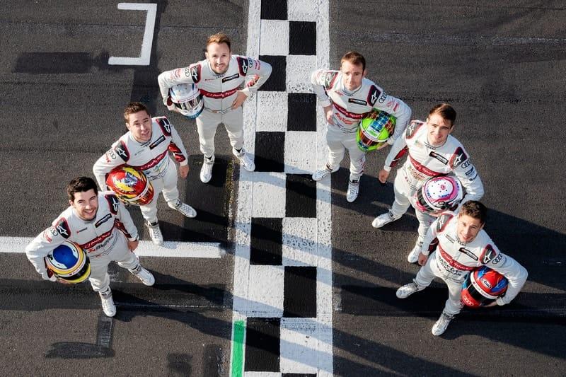 Audi Sport DTM Drivers