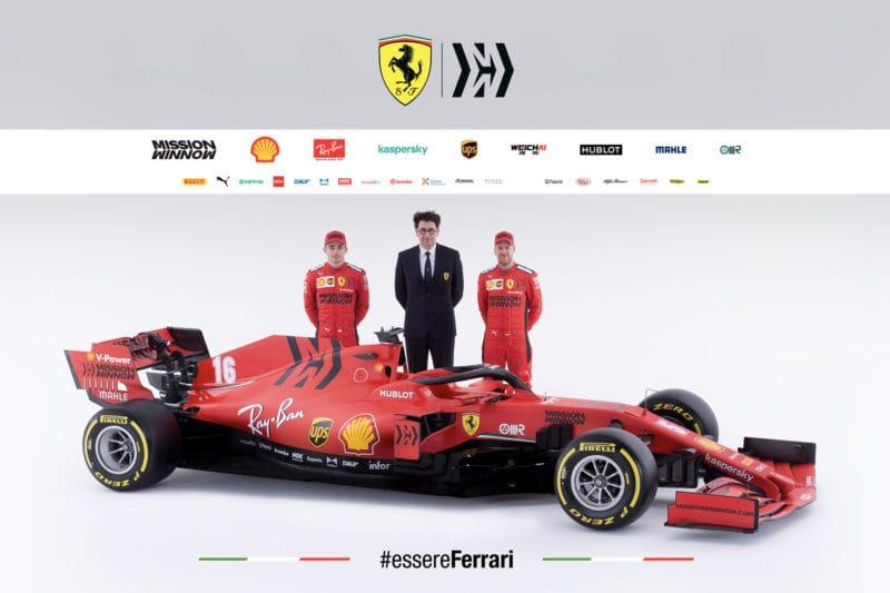Ferrari SF1000 - 2020 FIA Formula 1 World Championship