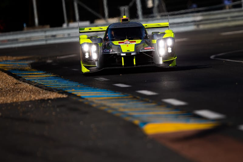 ByKolles Raing Team on track at the 2019 24 Hours of Le Mans