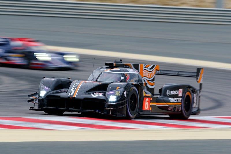 #6 Team LNT on track at Bapco 8 Hours of Bahrain, 2019