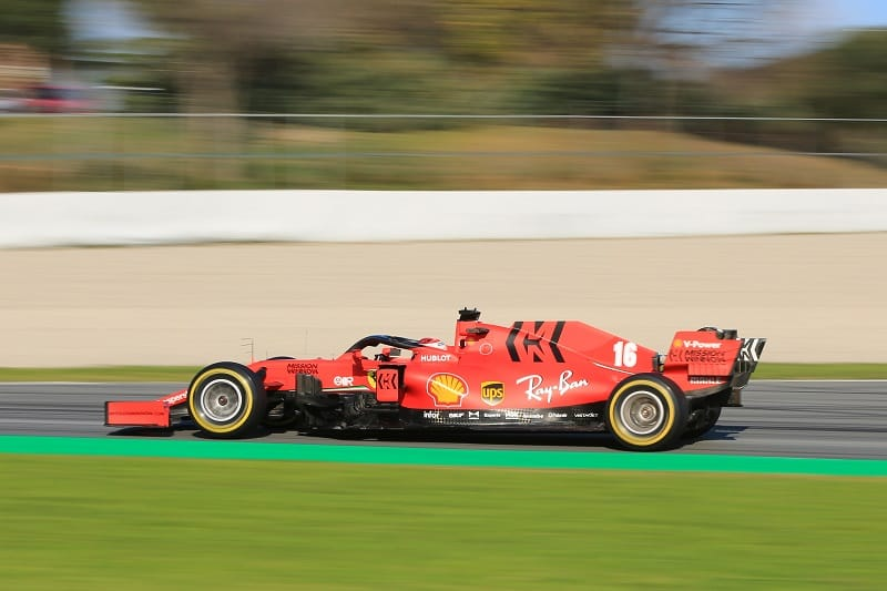 F1 Testing: Charles Leclerc explains Ferrari change of approach in 2020