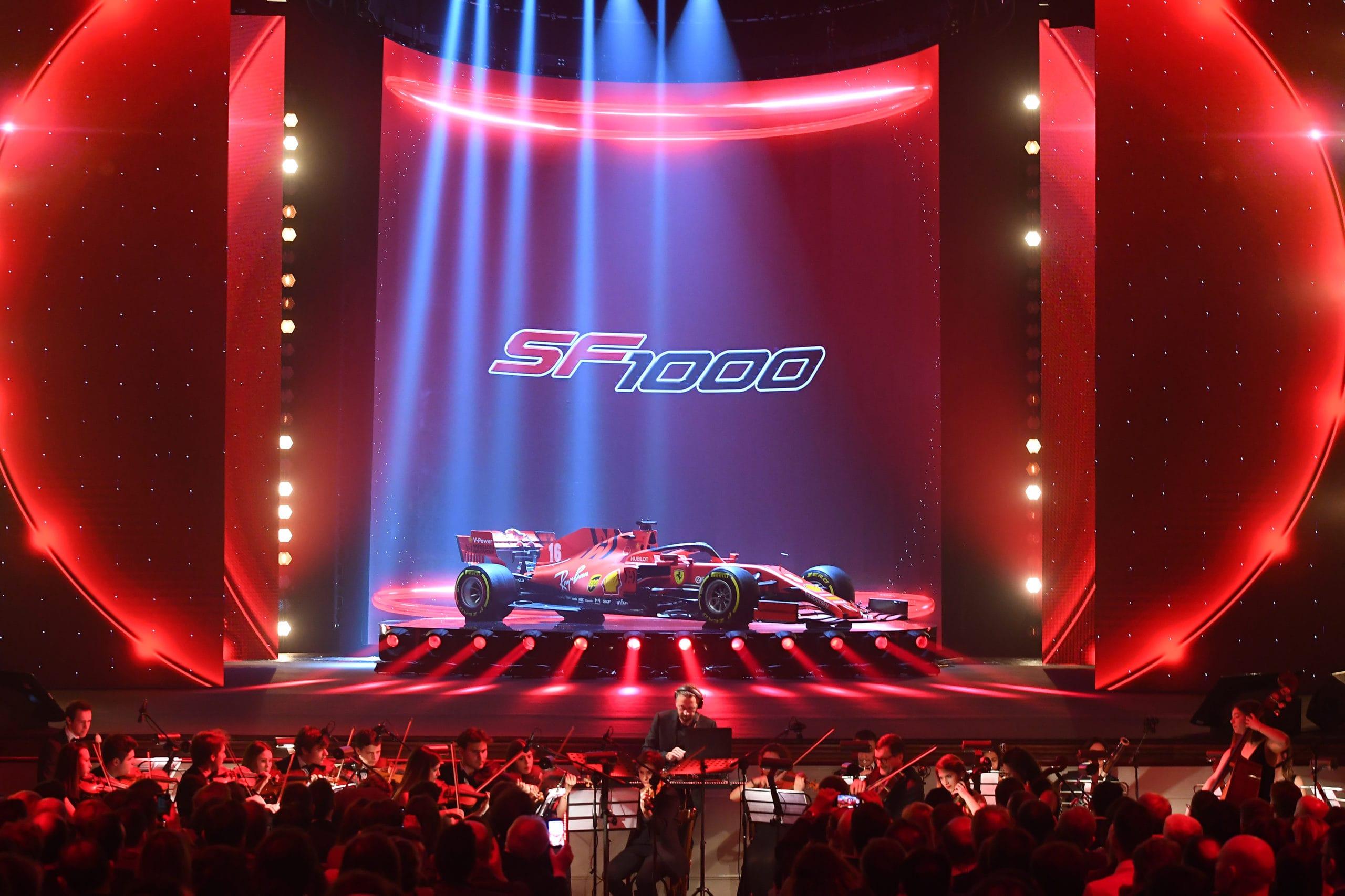 Ferrari say Vettel is ahead of Hamilton for 2021 seat