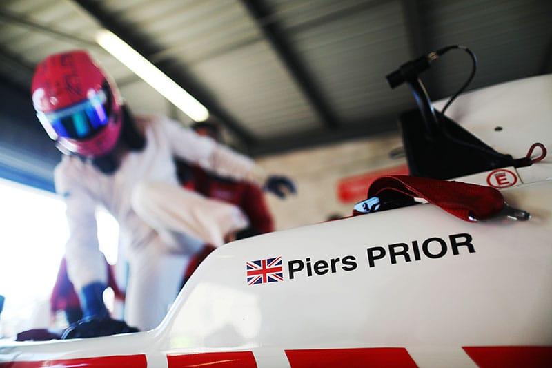 Piers Prior - Lanan - British F3
