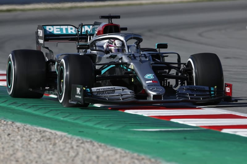 Bottas fastest on final day of F1 preseason