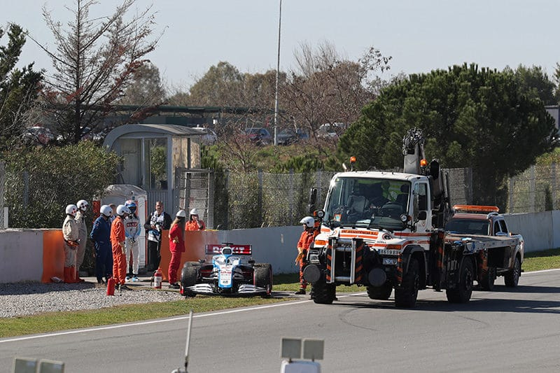 Williams Racing - Nicholas Latifi