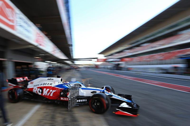 Williams-Racing-F1