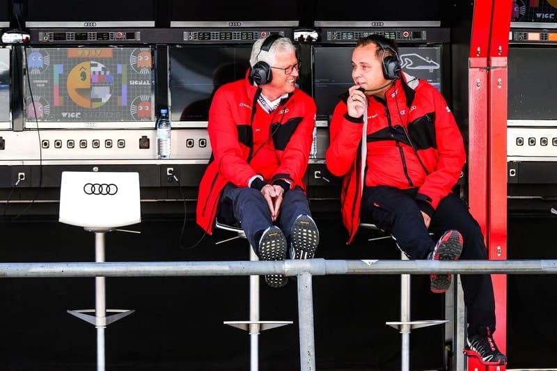 Arno Zensen & Kimmo Liimatainen - DTM Series - 2019 Nurburgring