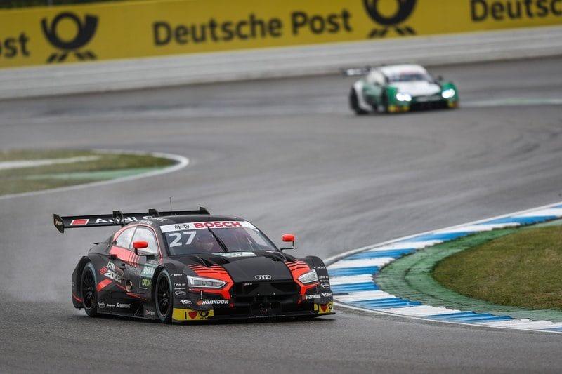 Jonathan Aberdein & Marco Wittmann - DTM Series - 2019 Hockenheim