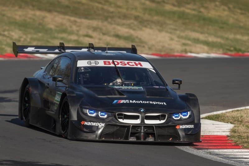 Philipp Eng - DTM Series - 2020 BMW Vallelunga Test