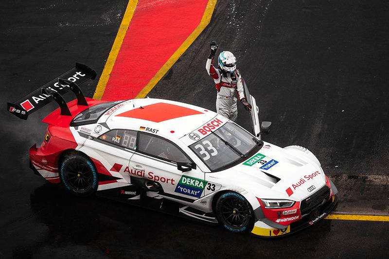 Rene Rast - DTM Series - 2019 Hockenheim II