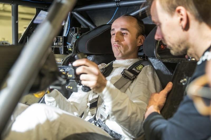 Robert Kubica - DTM Series - 2019 Jerez Test