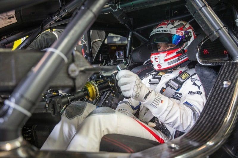 Timo Glock - DTM Series - 2020 BMW Vallelunga Test
