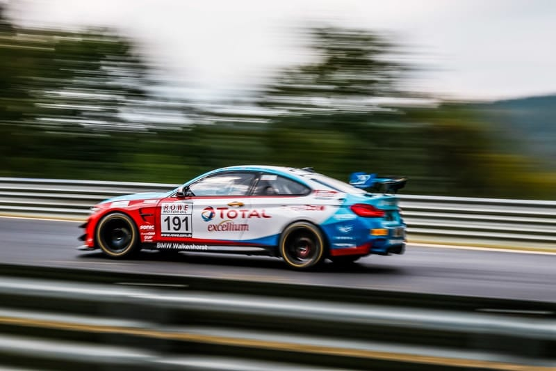 Walkenhorst Motorsport - BMW M4 GT4