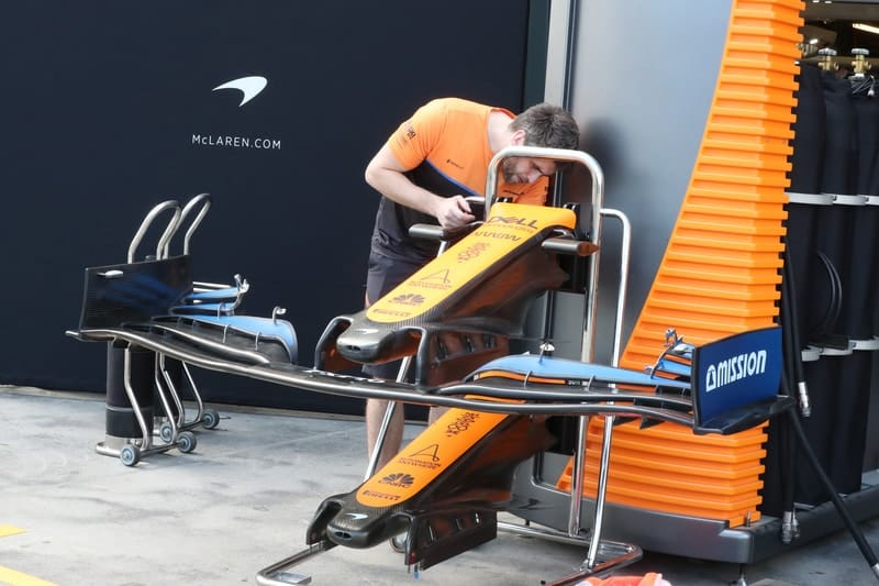 McLaren F1 Team - 2020 Australia