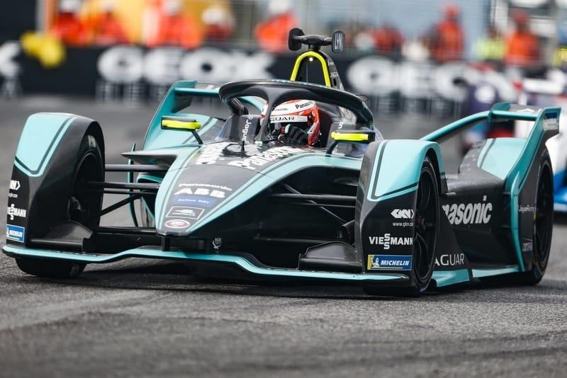 Mitch Evans - 2019 Rome ePrix